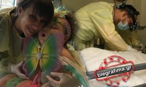 Η μικρή Ραφαέλα καθηλώνει το πανελλήνιο - Το χρονικό του μαρτυρίου της