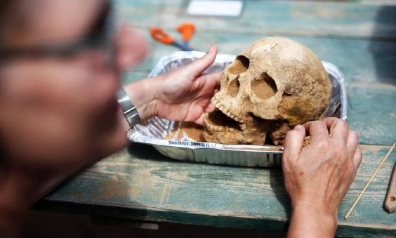 Ιστορική ανακάλυψη: Βρέθηκε το πρώτο νεκροταφείο των Φιλισταίων (video&photos)