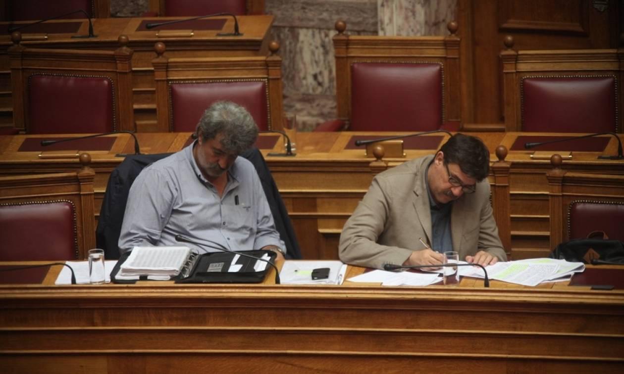 Στη Βουλή η δικογραφία κατά Ξανθού και Πολάκη για το διαγωνισμό του ΚΕΕΛΠΝΟ