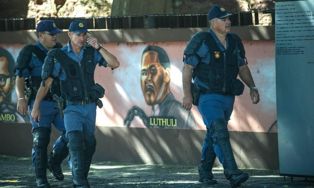 Ν. Αφρική: Δίδυμοι σχεδίαζαν επιθέσεις σε αμερικανικούς και εβραϊκούς στόχους