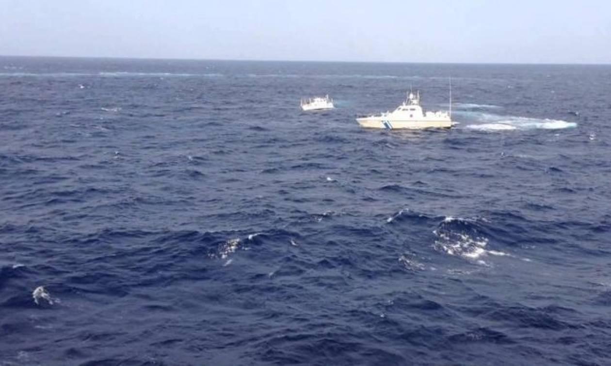 Ολονύχτιο θρίλερ στη Λευκάδα με ακυβέρνητο σκάφος