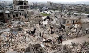 Συρία: Τουλάχιστον 26 άμαχοι νεκροί σε βομβαρδισμούς ανταρτών - Νεκρός δημοσιογράφος