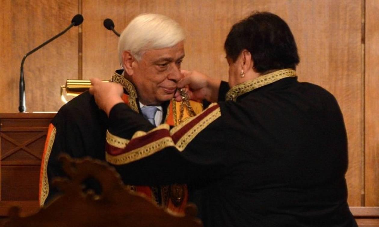 Παυλόπουλος: Να τεθεί η Μόρφου υπό ελληνοκυπριακή διοίκηση. Λύση στο Κυπριακό μόνο αν...