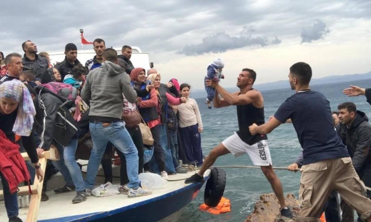 Έρευνα-Σοκ: Οι μισοί Ευρωπαίοι φοβούνται τους πρόσφυγες (Infographic)
