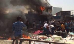 Καμικάζι αυτοκτονίας αιματοκύλησε προάστιο της Βαγδάτης