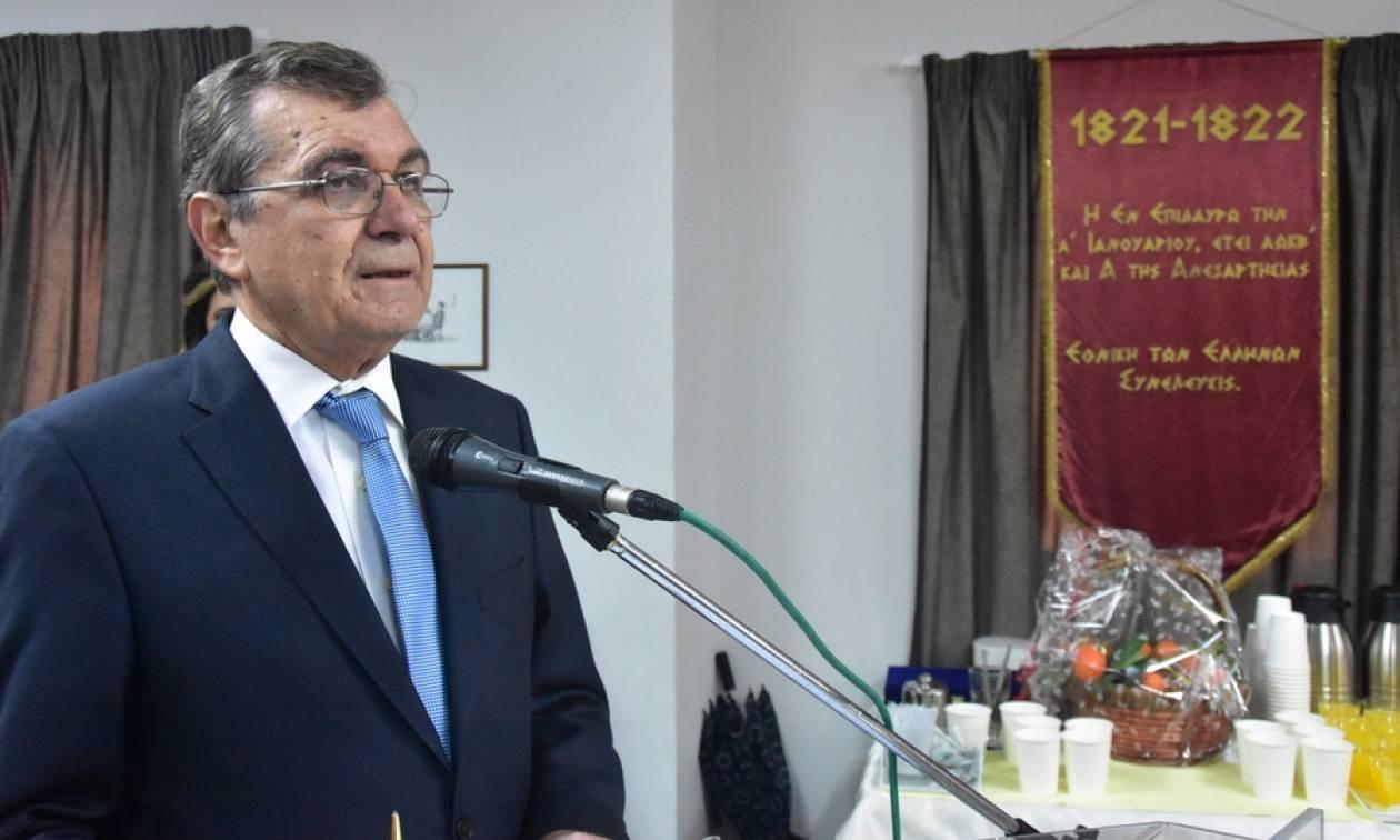 ΠΑΣΟΚ - Κρεμαστινός: Δεν θα ψηφίσουμε τον εκλογικό νόμο, γιατί υπάρχει σκοπιμότητα