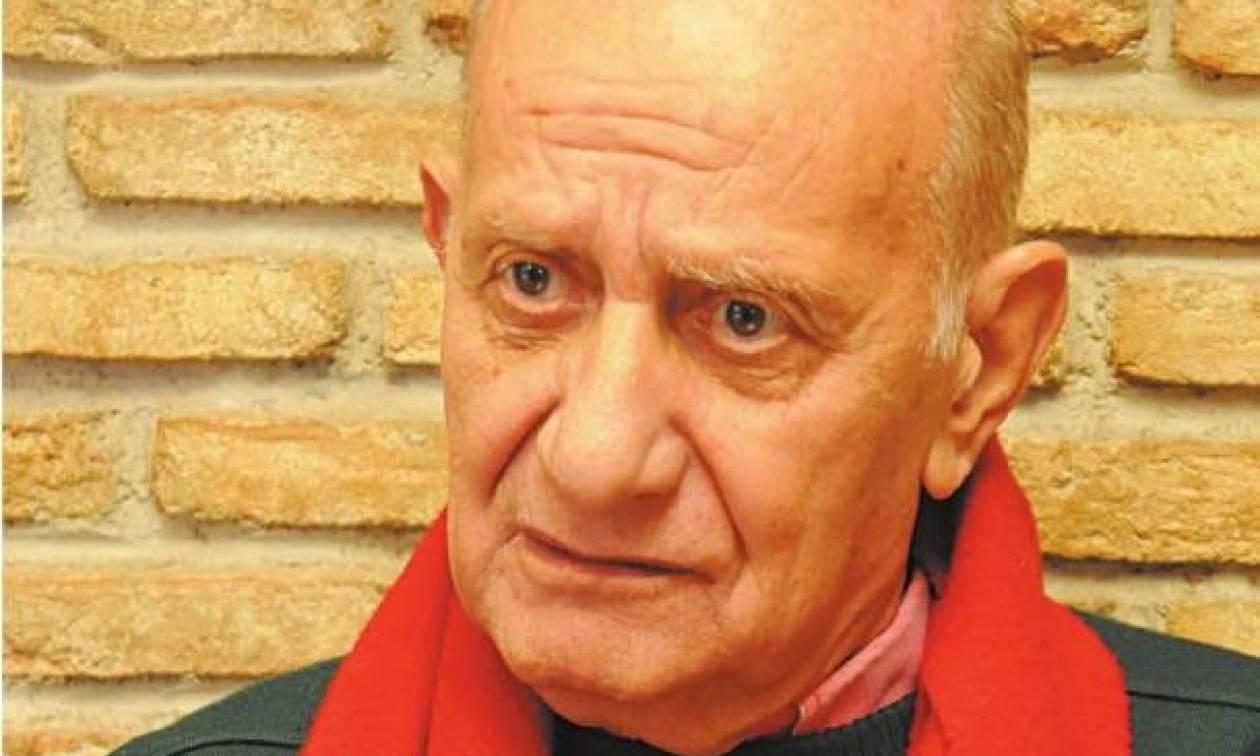 Πέθανε ο Δημήτρης Μαρωνίτης