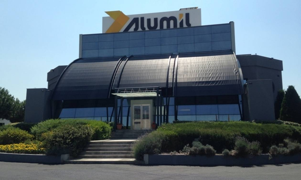 Άνοιξαν οι πόρτες του νέου showroom της ALUMIL στη Θεσσαλονίκη