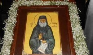 Η Χίος τίμησε τον Όσιο Παΐσιο