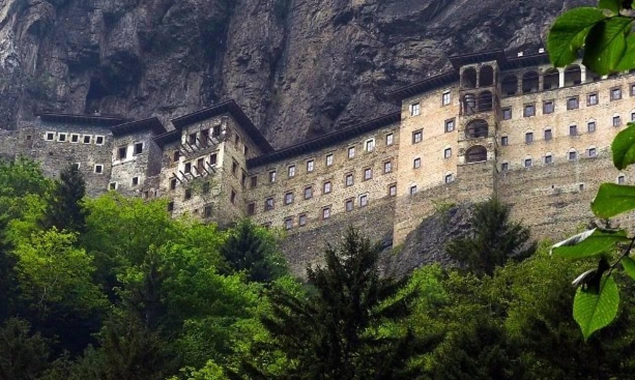 Κλειστή η Παναγία Σουμελά στην Τραπεζούντα φέτος τον Δεκαπενταύγουστο