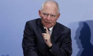 Σόιμπλε: Η ΕΕ θα πάρει τη σωστή απόφαση για τις ιταλικές Τράπεζες