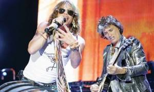 Έμφραγμα στη σκηνή έπαθε ο κιθαρίστας των Aerosmith
