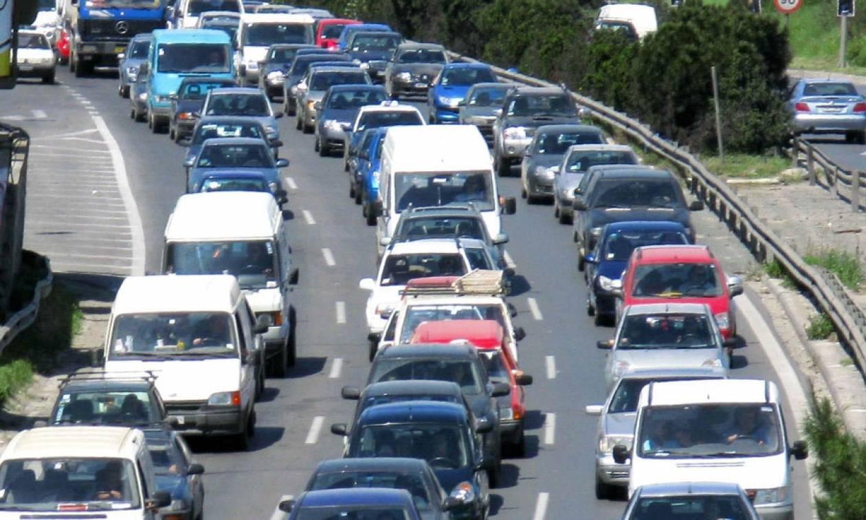 Απίστευτο περιστατικό στην Περιφερειακή Οδό Θεσσαλονίκης – Τι είδαν ξαφνικά οι οδηγοί και «πάγωσαν»