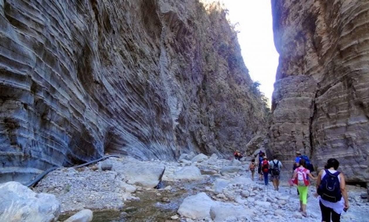 Aπίστευτο! Θα χάσουμε και το φαράγγι της Σαμαριάς από τον κατάλογο της UNESCO