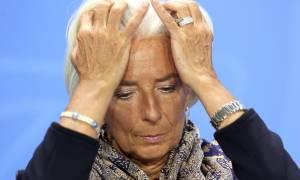 Η Λαγκάρντ ομολογεί: Αποτυχία η εμπειρία του ΔΝΤ στην Ελλάδα
