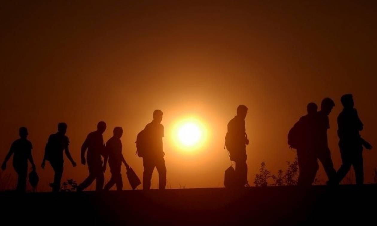 EE: Αυξάνονται οι μετεγκαταστάσεις προσφύγων
