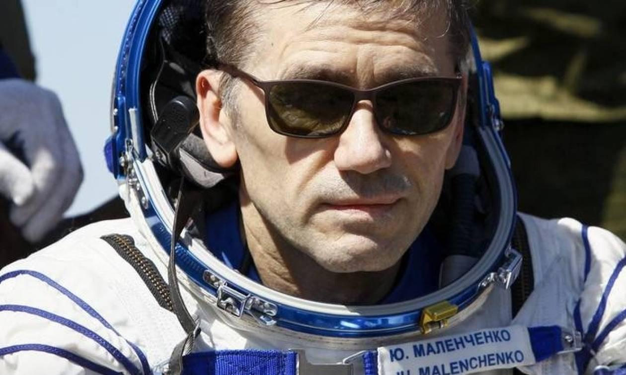 Από το Διάστημα στην Κρήτη: Ο κοσμοναύτης Μαλεντσέκο στο Ηράκλειο