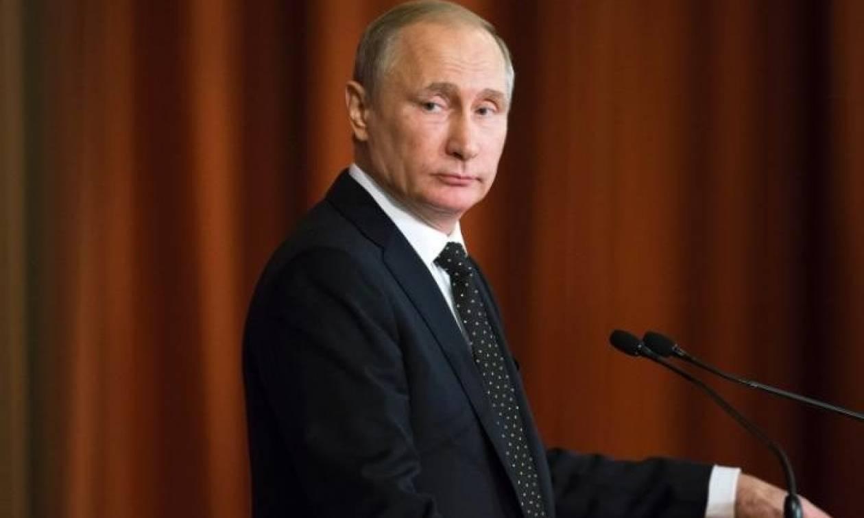 Έτοιμος για εποικοδομητικό διάλογο με την Τερέζα Μέι o Πούτιν