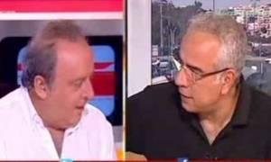 Καμπουράκης – Οικονομέας: Aποχαιρέτησαν τους τηλεθεατές - Στιγμές αμηχανίας on air