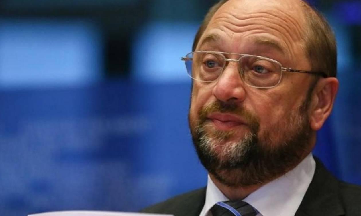 «Φαύλο κύκλο» στην Ευρώπη μετά το Brexit φοβάται ο Σουλτς