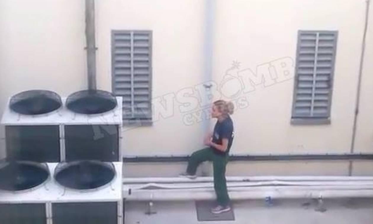 «Γ@μ.. τον Αλλάχ, η μάνα σου είναι πουτ......», φωνάζει Κύπρια αστυνομικός σε αλλοδαπό (video)
