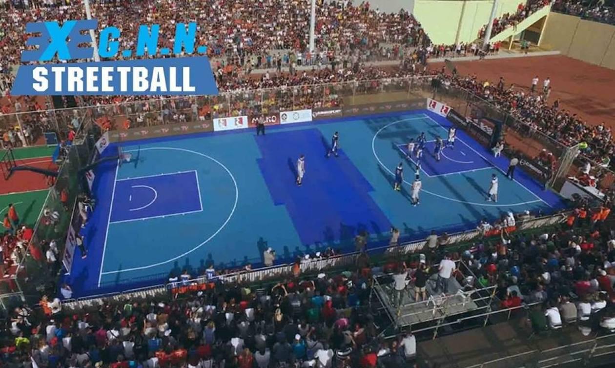 Το μπάσκετ δρόμου ήρθε στην Ελλάδα και έχει όνομα: GNN 3on3 Street Ball