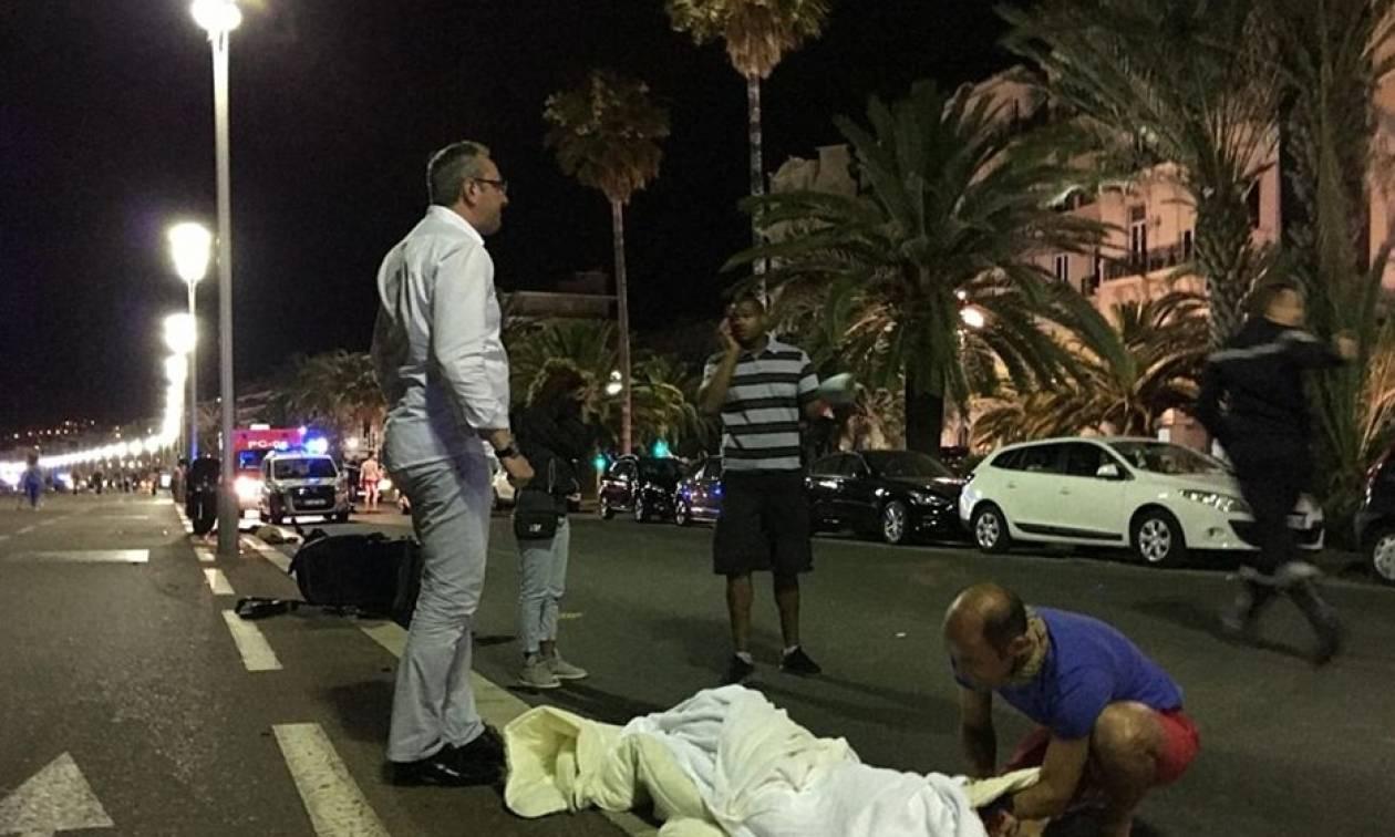 Επίθεση Γαλλία: Δείτε LIVE εικόνα από το σημείο
