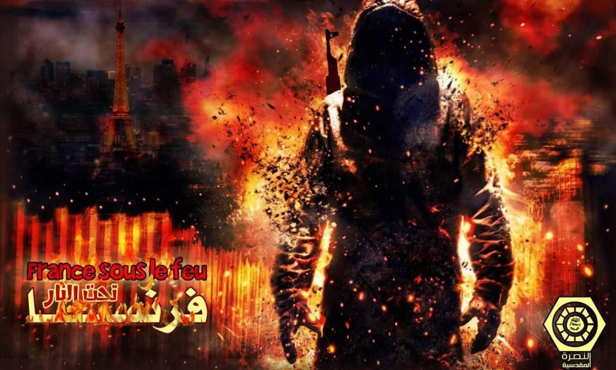 Επίθεση Γαλλία: Πανηγυρίζουν και απειλούν το Βερολίνο οι υποστηρικτές του ISIS (pics)
