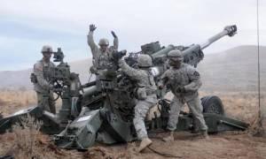 Οι ΗΠΑ ενισχύουν τις στρατιωτικές δυνάμεις τους στο Ιράκ στη μάχη για τη Μοσούλη