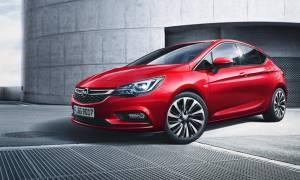 Νέο Opel ASTRA: Αυτοκίνητο της Χρονιάς 2016
