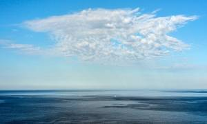 Ομαδική έκθεση φωτογραφίας με τίτλο Blue line στην Μύκονο (pics)