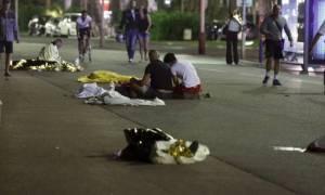 Επίθεση Γαλλία: Αυτή είναι η στιγμή που η αστυνομία σκοτώνει τον δράστη του μακελειού (video)