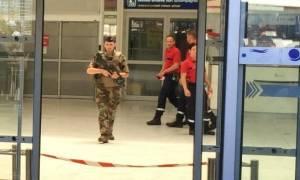Εκκενώθηκε το αεροδρόμιο της Νίκαιας - Εντοπίστηκε «ύποπτη» βαλίτσα (pics+vid)