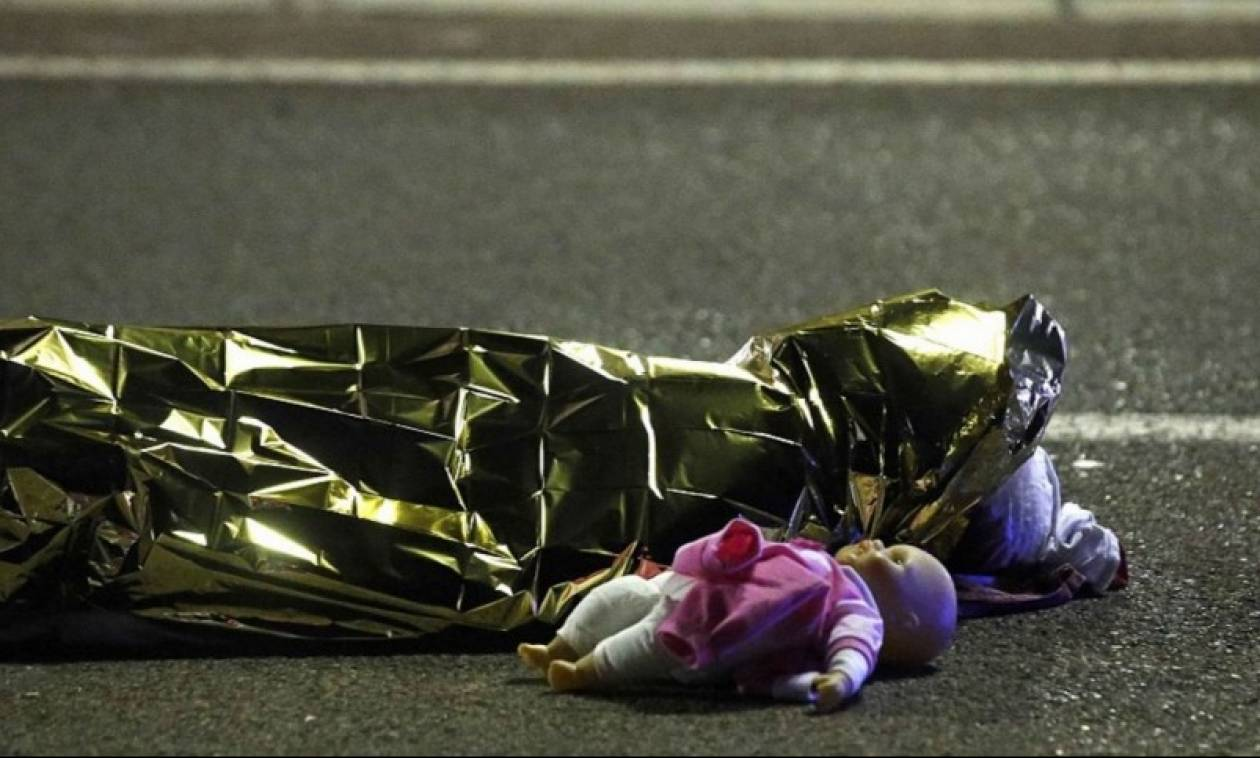 Επίθεση Γαλλία: Δέκα παιδιά νεκρά και 54 τραυματισμένα