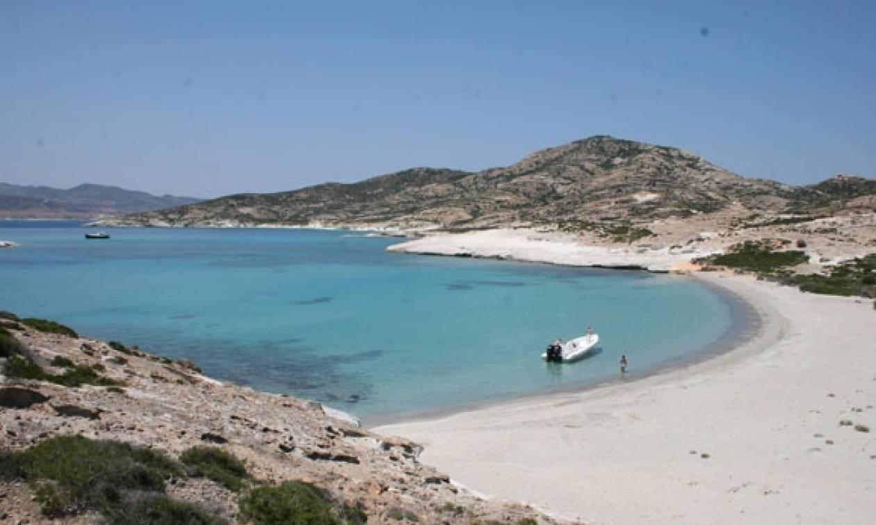 Το μεγαλύτερο ακατοίκητο νησί του Αιγαίου (pics)