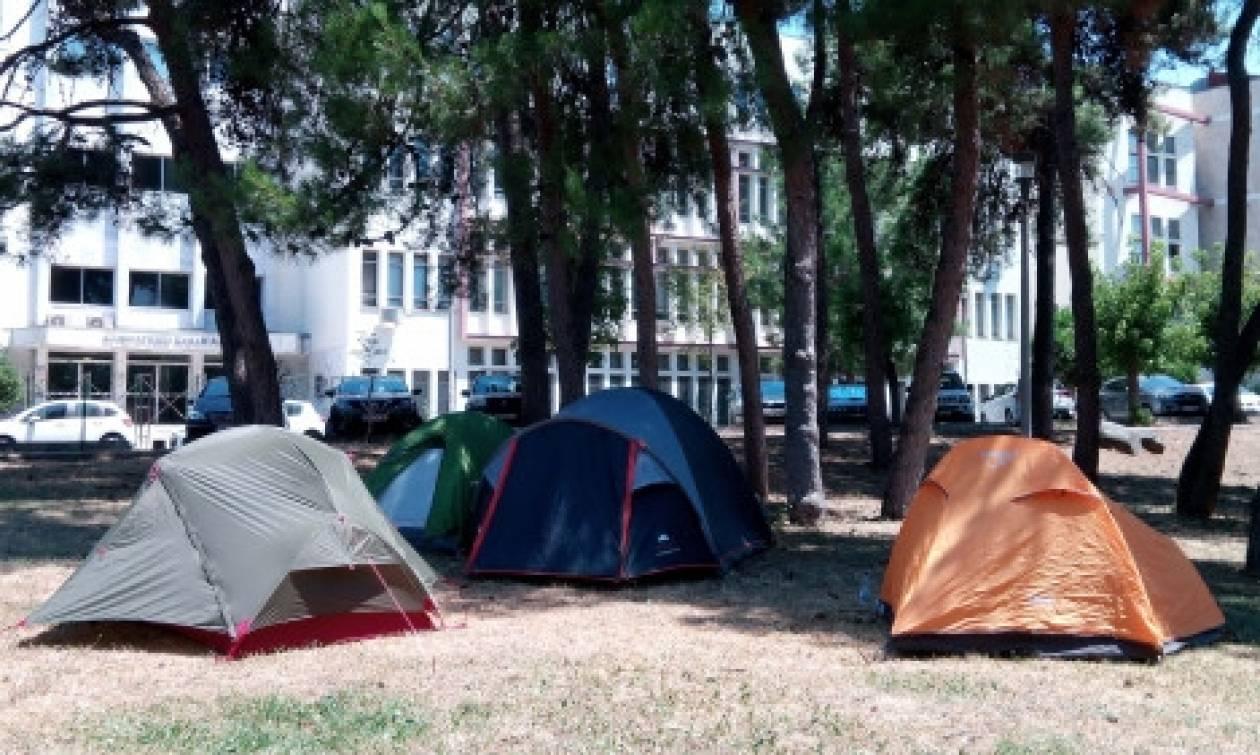 Δήμος Θεσσαλονίκης για «No Border Camp»: Η εγκατάστασή του είναι αυθαίρετη και προβληματική
