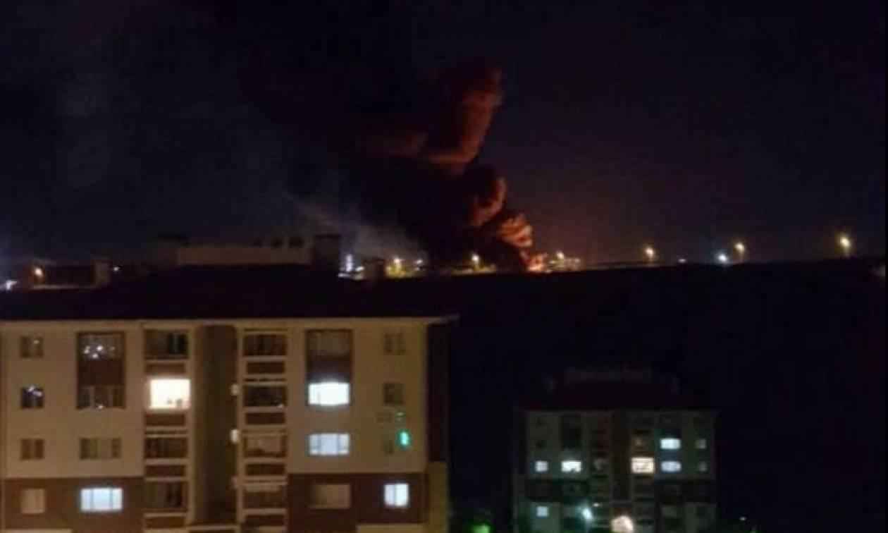 Πραξικόπημα Τουρκία: Ισχυρές εκρήξεις στην Άγκυρα - Πυροβολισμοί έξω από το παλάτι του Ερντογάν