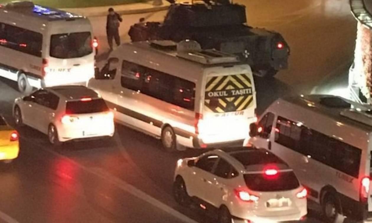 Έλληνες εγκλωβισμένοι στο αεροδρόμιο της Κωνσταντινούπολης