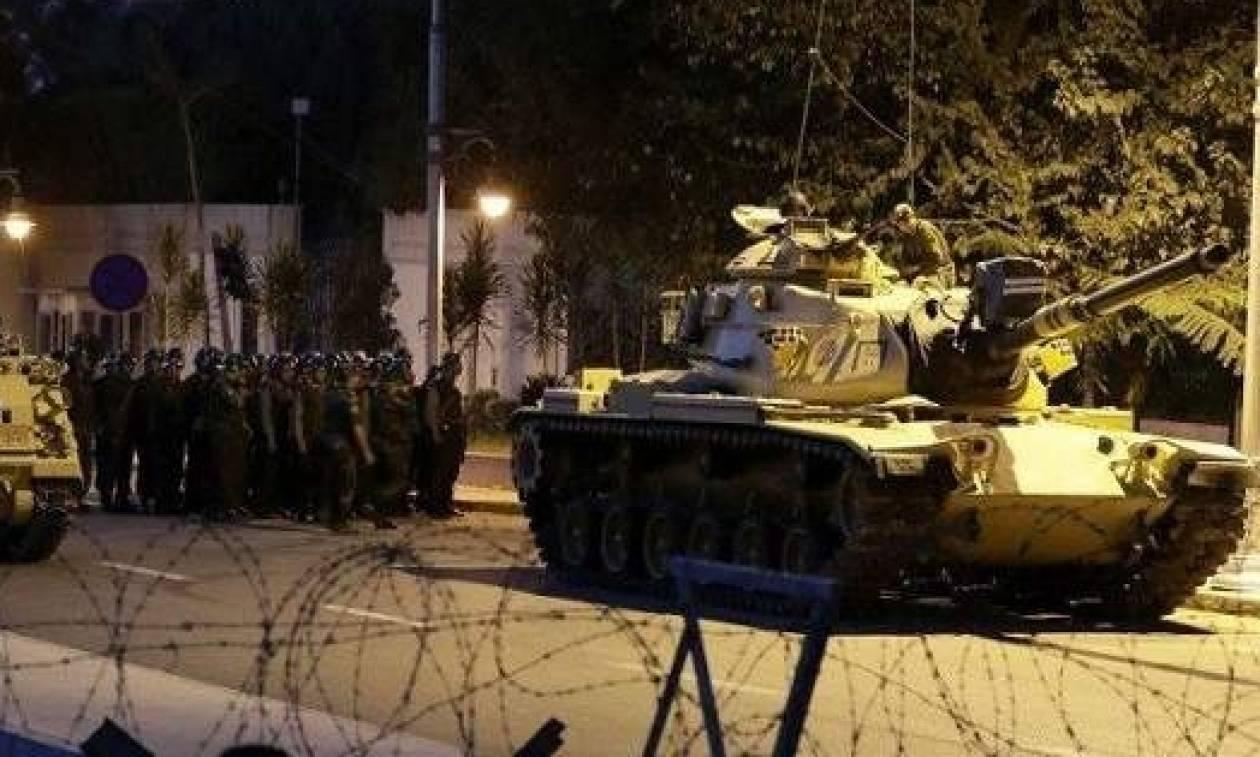 Τουρκία: Τι είναι πραξικόπημα