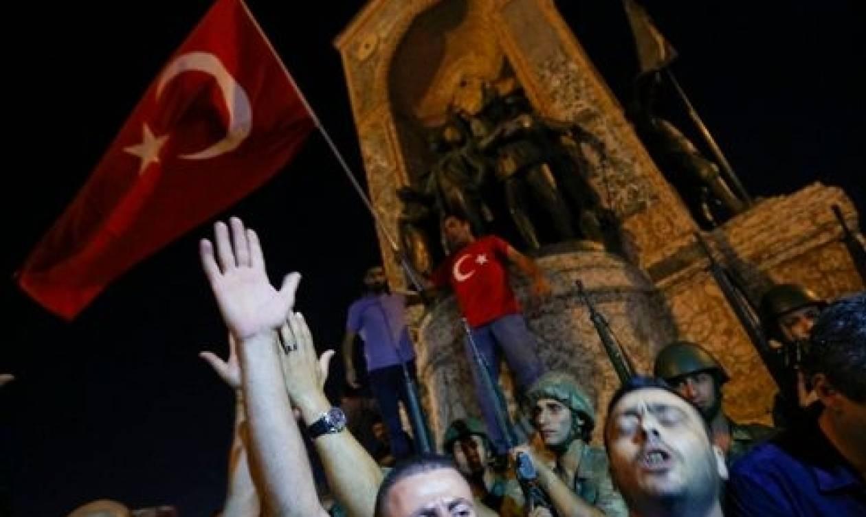 Πραξικόπημα Τουρκία: Δείτε LIVE τι συμβαίνει σε Άγκυρα, Κωνσταντινούπολη και Σμύρνη