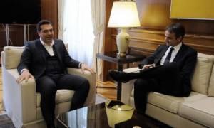 Πραξικόπημα Τουρκία - Τηλεφωνική επικοινωνία Τσίπρα – Μητσοτάκη