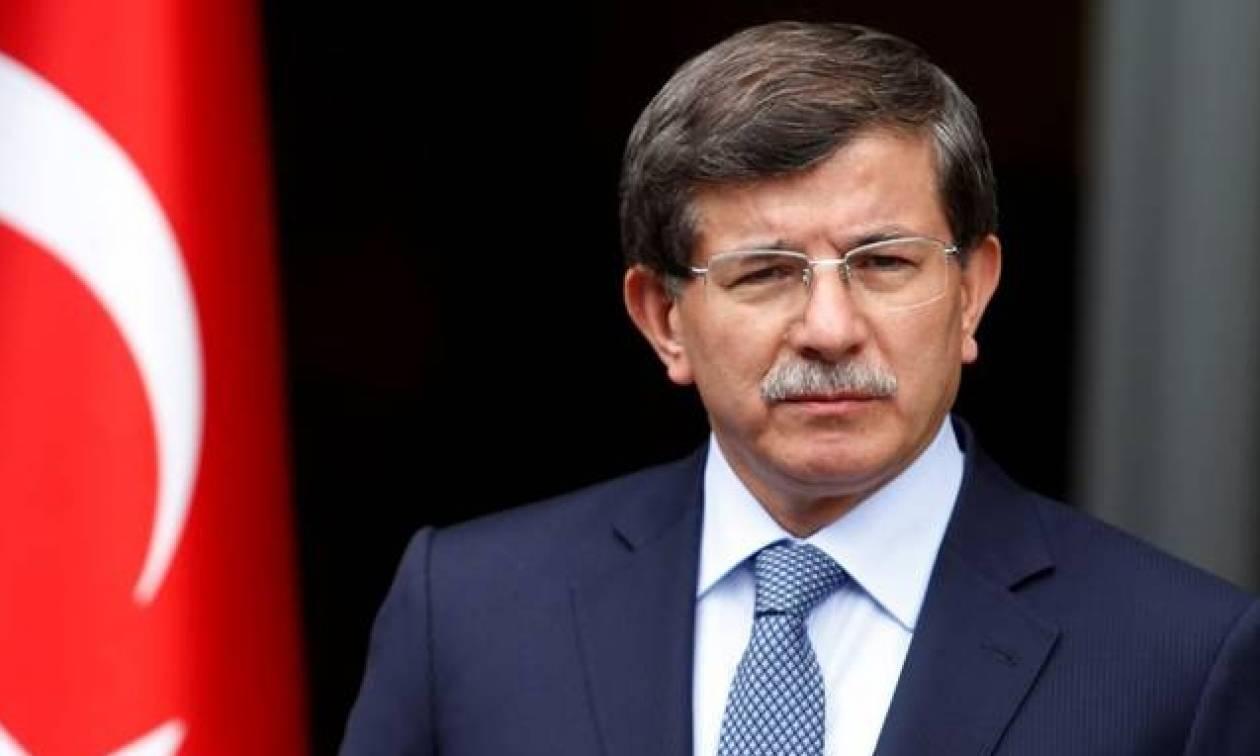Πραξικόπημα Τουρκία - Νταβούτογλου: Σήμερα είναι μια σκοτεινή νύχτα