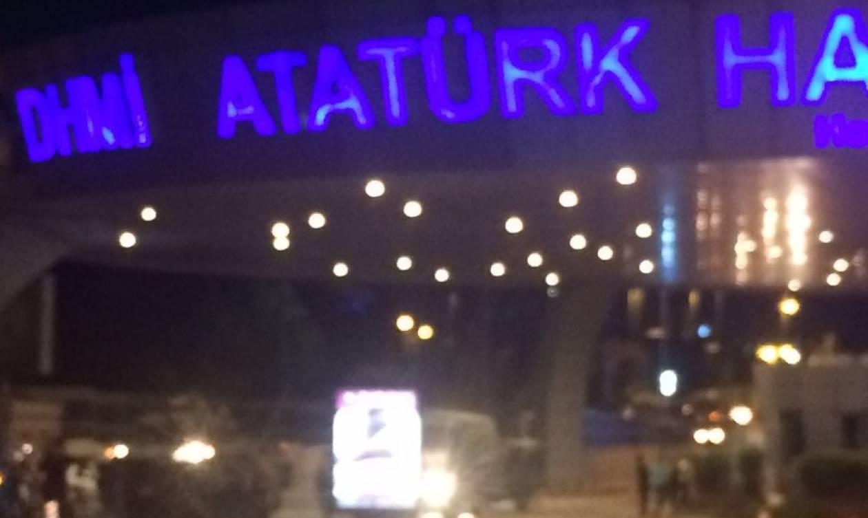 Πραξικόπημα Τουρκία: Ισχυρή έκρηξη στο αεροδρόμιο Ατατούρκ