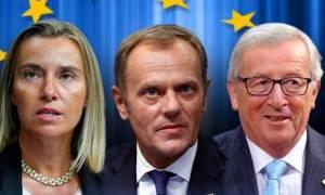 Πραξικόπημα Τουρκία: «Με το βλέμμα καρφωμένο» στις εξελίξεις η ΕΕ