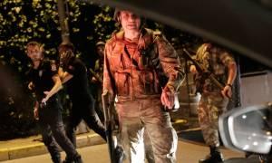 Πραξικόπημα Τουρκία: Τουλάχιστον 161 νεκροί και 2.839 συλλήψεις