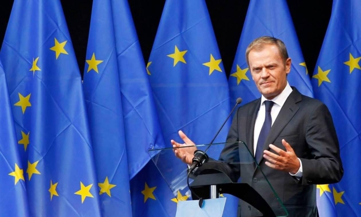 Πραξικόπημα Τουρκία - Τουσκ: Η Ευρώπη στέκεται δίπλα στην Άγκυρα
