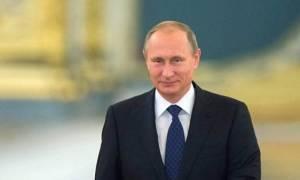 Ο Ρώσος πρόεδρος στην πανήγυρη της Μονής Βαλαάμ
