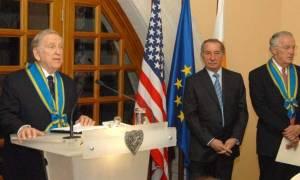 Πέθανε ο Ομογενής πρώην βουλευτής των ΗΠΑ Τζον Μπραδήμας