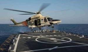 Άσκηση έρευνας και διάσωσης νότια της Κύπρου με τη συμμετοχή και του Ηνωμένου Βασιλείου