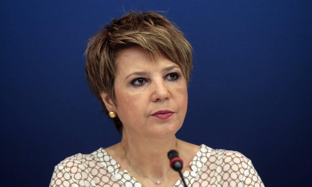 Γεροβασίλη: «Θα τηρηθούν οι προβλεπόμενες διαδικασίες» για την προσγείωση του τουρκικού ελικόπτερου